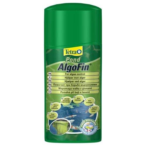 Жидкость для водоема Tetra AlgoFin 0.5 л жидкость для водоема tetra algofin 1 л