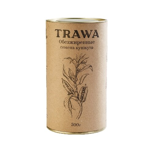 Кунжут Trawa обезжиренный 500 г творог гармония обезжиренный 0