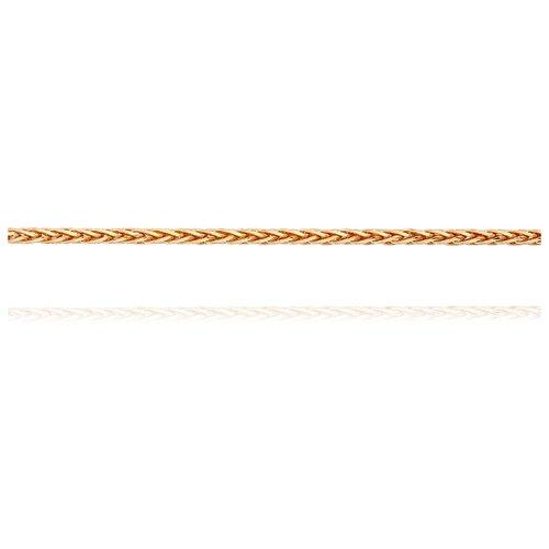 АДАМАС Цепь из золота плетения Колос ЦКЛ325ВА8П-А51, 40 см
