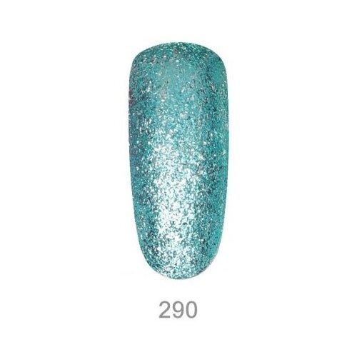 Купить Гель-лак для ногтей Voice of Kalipso Gel Polish, 10 мл, №290