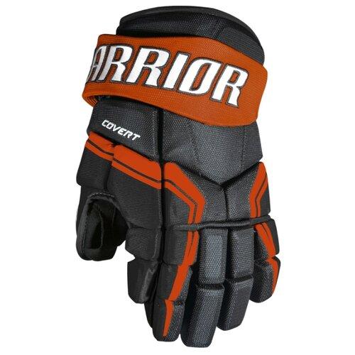 Защита запястий Warrior Covert QRE3 gloves Jr (10 дюйм.) Black with Orange.