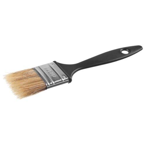 Кисть SIBIN 01008-038, 38 мм, черный