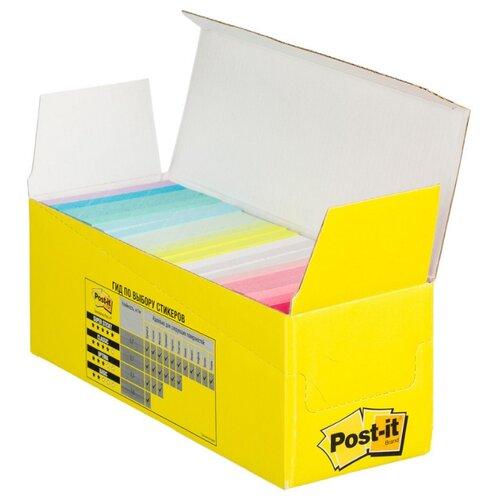 Купить Блок-кубик Post-it 654-CFT Конфетти, 76х76, 22 блока по 100 листов, Бумага для заметок