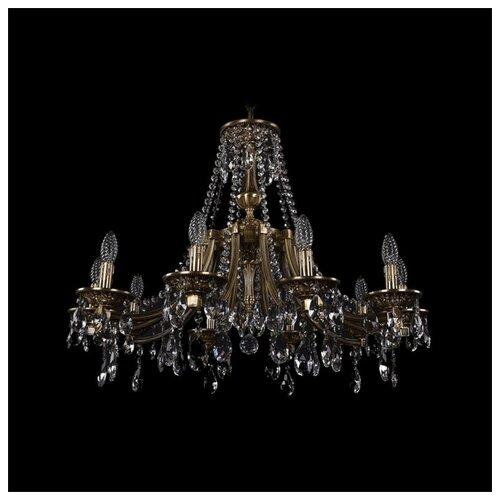 Фото - Люстра Bohemia Ivele Crystal 1771 1771/10/270/A/FP, E14, 400 Вт люстра bohemia ivele 1771 12 410 b fp sh37 160