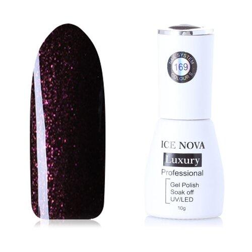 Купить Гель-лак для ногтей ICE NOVA Luxury Professional, 10 мл, 169