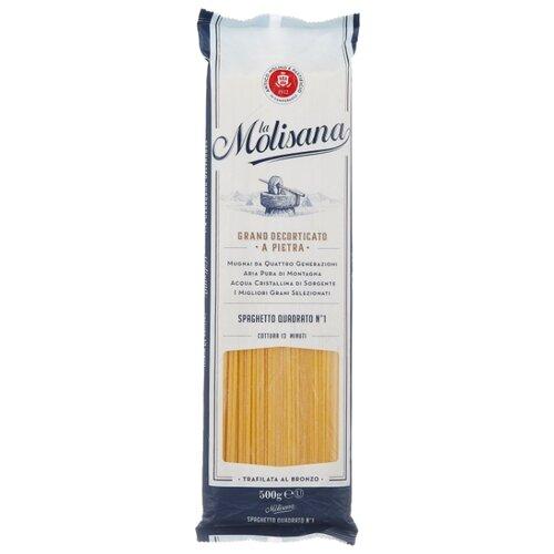 Фото - La Molisana Spa Макароны Spaghetto Quadrato № 1, 500 г la molisana spa макароны spaghettoni 14 500 г