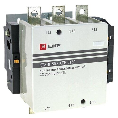 Контакторный блок/ пускатель комбинированный EKF КТЭ 150А 230В NO PROxima