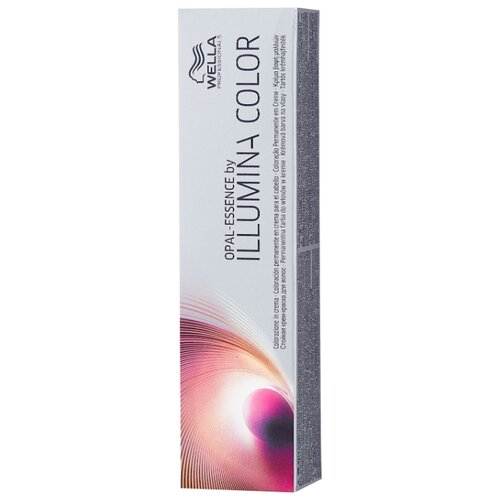 Wella Professionals Opal-Essence by Illumina Color Краска для волос, 60 мл, Платиновая лилия wella кисточка illumina для окраски 6 см антрацит щетка large