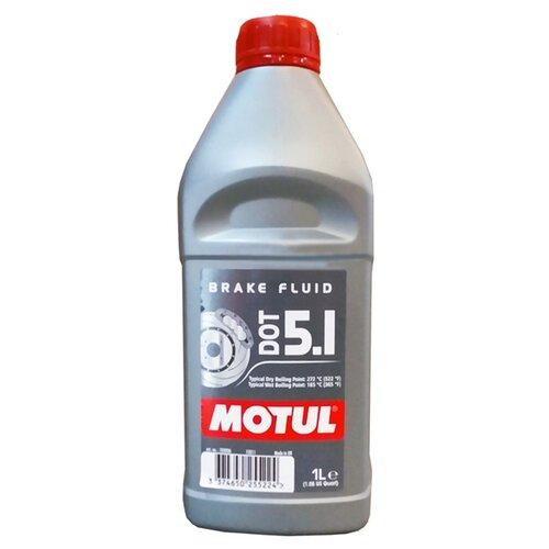цена на Тормозная жидкость Motul DOT 5.1 (105836) 1 л