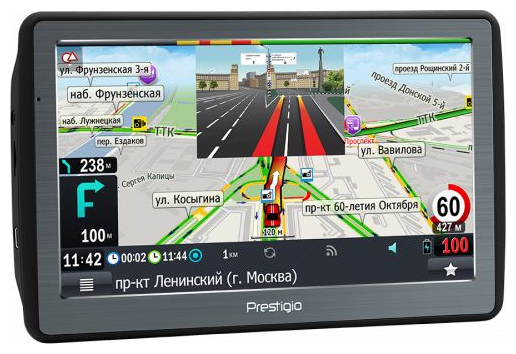 Навигатор Prestigio Geovision 7060 Progorod фото 1