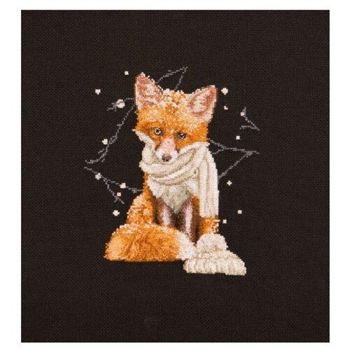 Купить Thea Gouverneur Набор для вышивания Лисичка 31 х 30 см (744.05), Наборы для вышивания