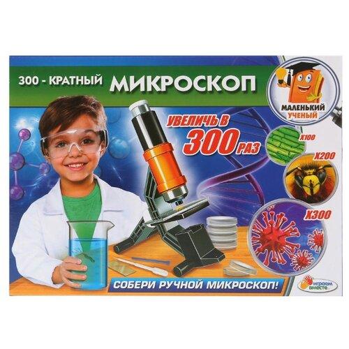Фото - Микроскоп Играем вместе TX-10022 черный/оранжевый набор играем вместе маленький ученый фабрика слизи tx 10017