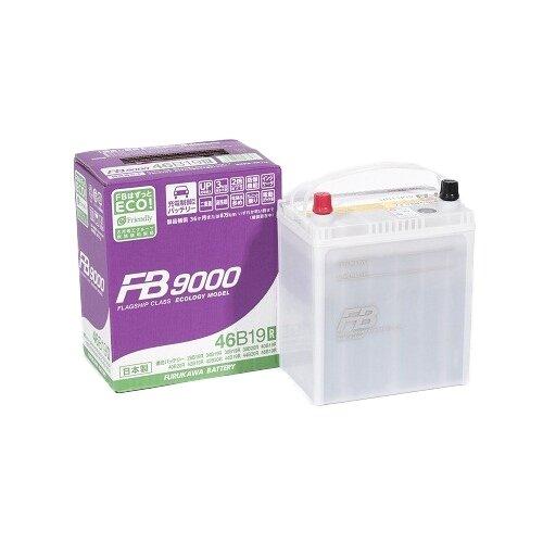 Автомобильный аккумулятор Furukawa Battery FB9000 46B19R