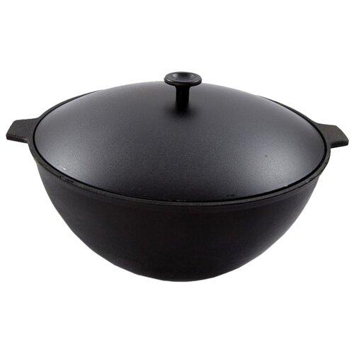 Казан Добрыня DO-3306, черный