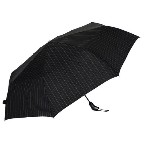 Мужской зонт складной Doppler, артикул 74367, полный автомат, большой купол (диаметр 123 см).