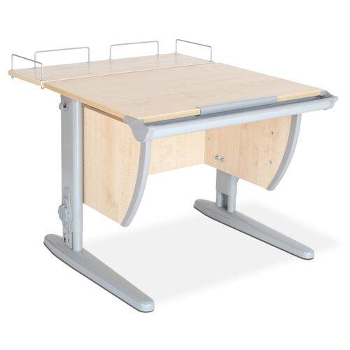 Купить Стол ДЭМИ СУТ-14-01 75x88 см клен/серый, Парты и столы