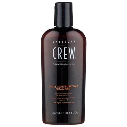 American Crew шампунь Daily Moisturizing для всех типов волос 250 мл