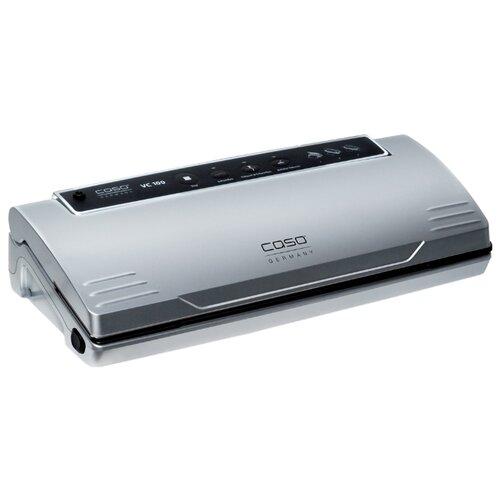 Вакуумный упаковщик Caso VC 100 серебристый/черный