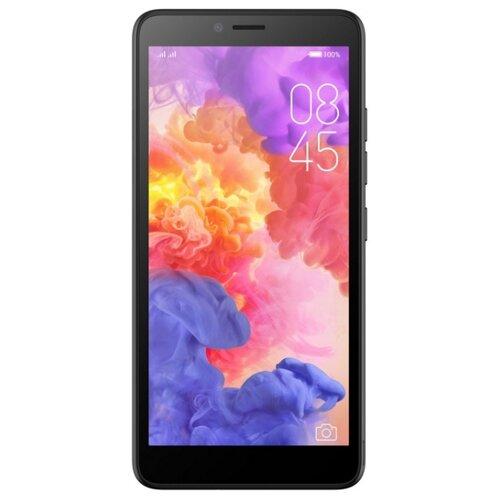 Смартфон Itel A52 lite черный смартфон itel a44 серый