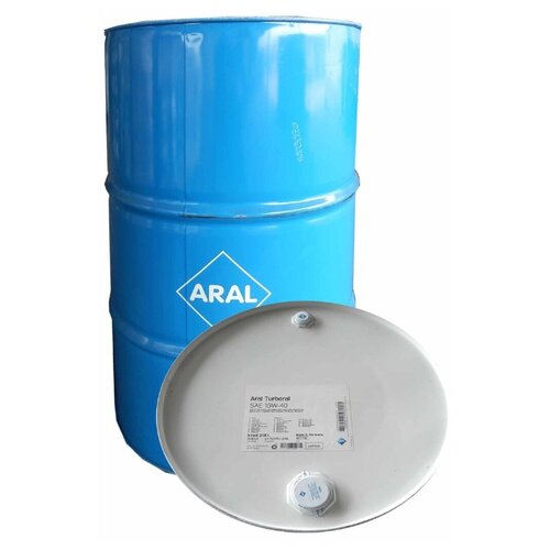 цена на Моторное масло ARAL Turboral SAE 15W-40 208 л