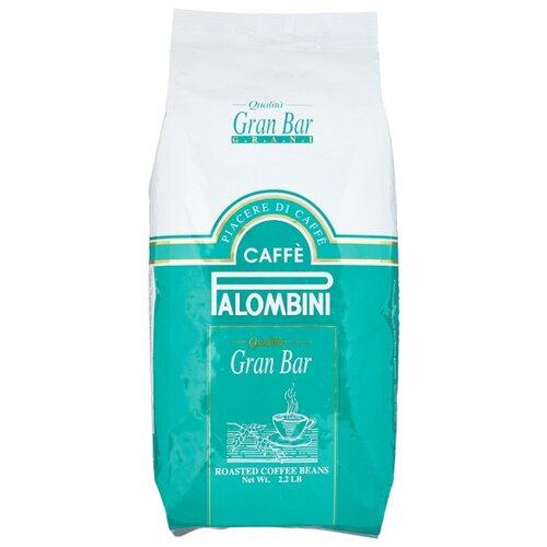 Кофе в зернах Palombini Gran Bar, арабика/робуста, 1000 г