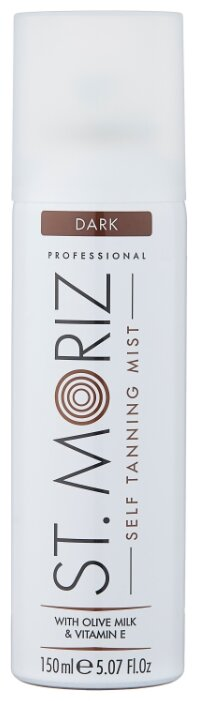 Спрей для автозагара St.Moriz Professional Tanning Mist Dark