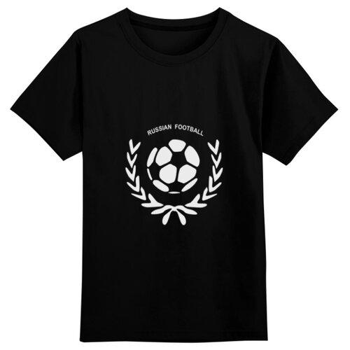Купить Футболка Printio размер 2XS, черный, Футболки и майки
