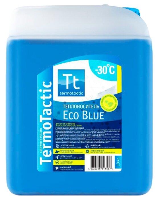 Теплоноситель пропиленгликоль TermoTactic EcoBlue - 30°