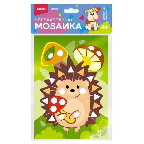 lori LORI Увлекательная мозаика Ёжик (Км-004)