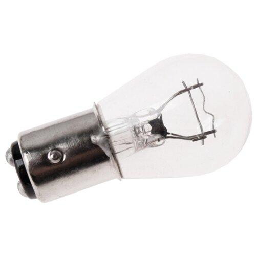 Лампа автомобильная накаливания Брестский электроламповый завод А24-21+5-2 P21/5W 24V 21/5W 1 шт.