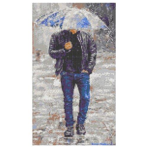 Купить К мечте Рисунок на ткани 18х36 Каролинка ТКБЛ 3003, Канва