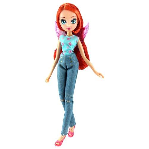 Купить Кукла Winx Club Осенний гламур Блум, 27 см, IW01781901, Куклы и пупсы