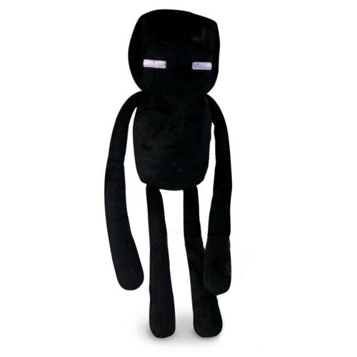 Мягкая игрушка Эндермен из майнкрафт 23 см