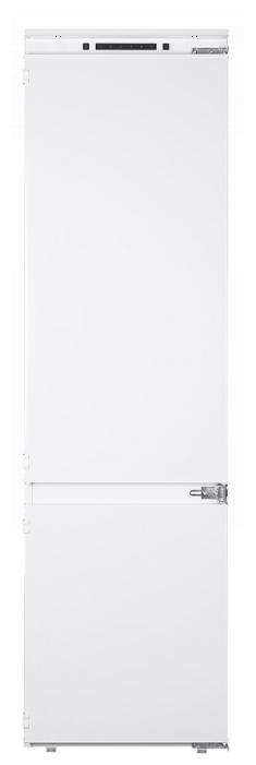 Встраиваемый холодильник MAUNFELD MBF193NFFW — купить по выгодной цене на Яндекс.Маркете