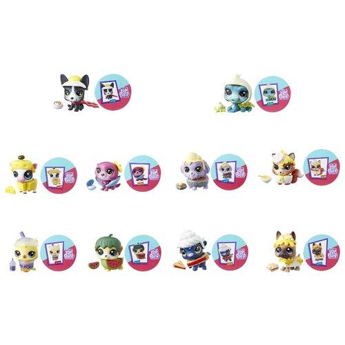Фото - Игровой набор Littlest Pet Shop Пет в консервной банке E5216 hasbro littlest pet shop e5148 литлс пет шоп игровой набор букетный набор петов