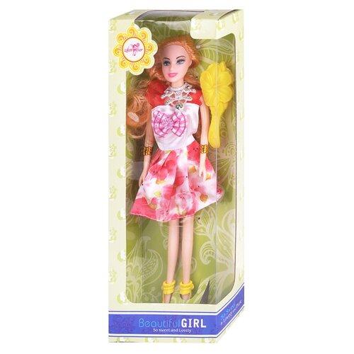 Кукла Oubaoloon Beautifull girl, 28 см, ZQ60110-23