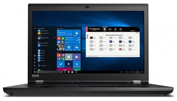 "Ноутбук Lenovo ThinkPad P73 (Intel Core i7 9750H 2600MHz/17.3""/1920x1080/8GB/256GB SSD/1000GB HDD/DVD нет/NVIDIA Quadro P620 4GB/Wi-Fi/Bluetooth/Windows 10 Pro) — купить по выгодной цене на Яндекс.Маркете"