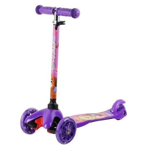 цена на Кикборд CITY-RIDE Мила CR-S4 фиолетовый