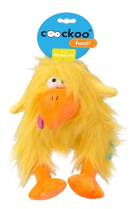 Игрушка для собак Coockoo Fuzzl long hair plush