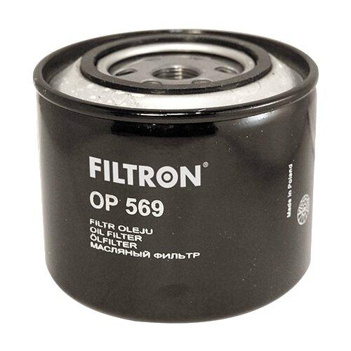 Масляный фильтр FILTRON OP 569