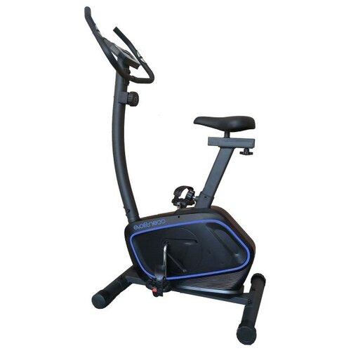 Вертикальный велотренажер Evo Fitness Vega черный