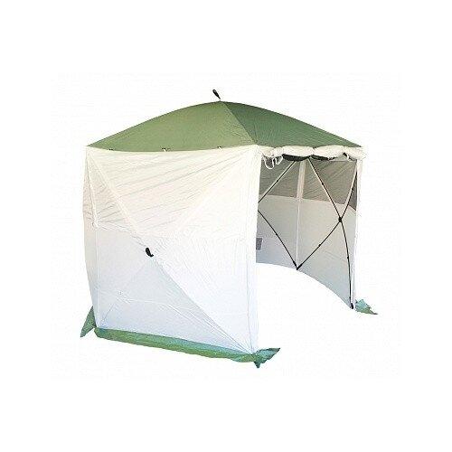 feron 23334 Тент Campack-Tent A-2006W, 6 граней, автомат, с ветро-влагозащитными полотнами (улучшенная конструкция)