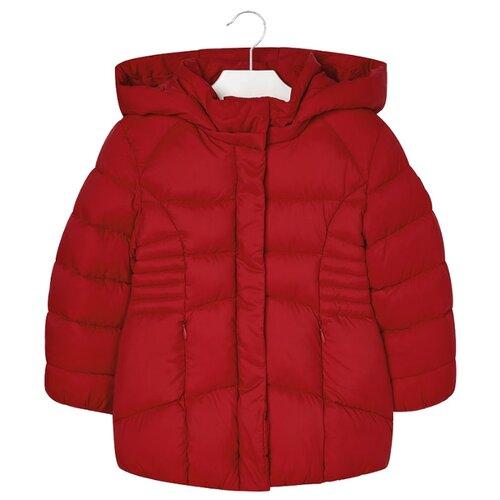 Купить Куртка Mayoral размер 116, красный, Куртки и пуховики