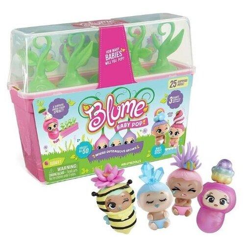 Игровой набор 1 TOY Blume Baby Pop 5 росточков-сюрпризов, серия 1 Т19083