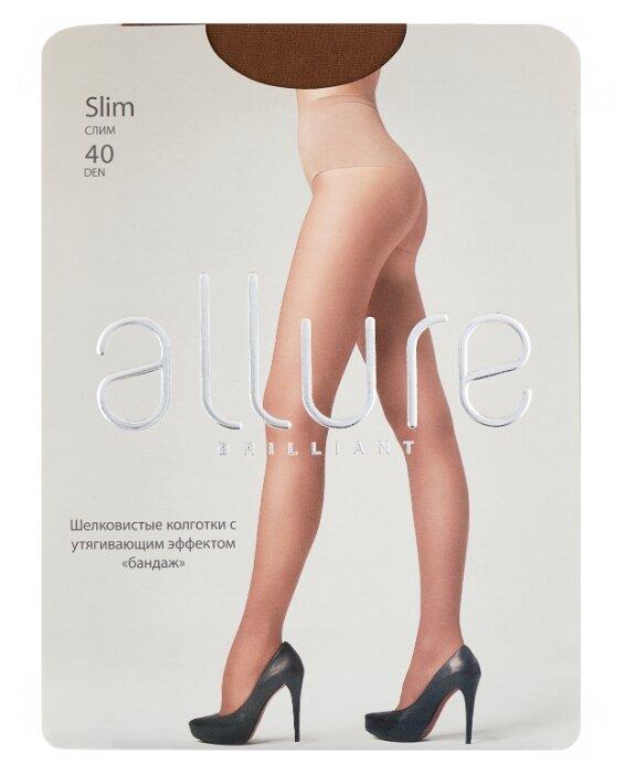 Колготки ALLURE Brilliant Slim 40 den