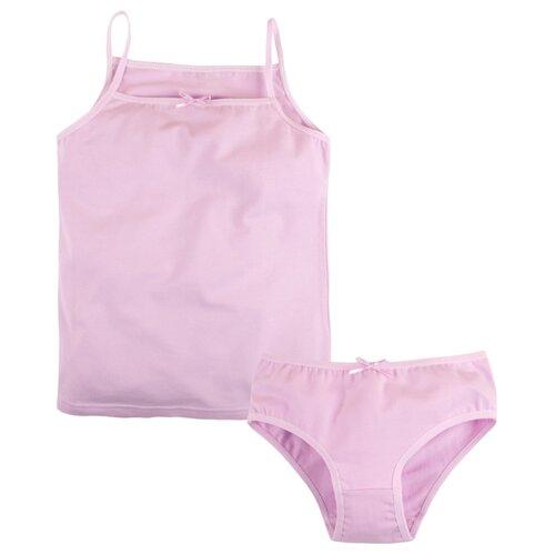 Комплект нижнего белья Bossa Nova размер 86-92, сиреневый джемпер детский bossa nova цвет розовый 207б 181 размер 86 92
