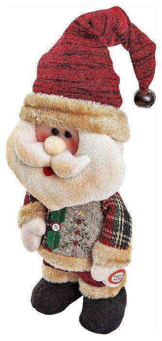 Mister Christmas CHL-244SN Электромеханическая игрушка дед мороз mister