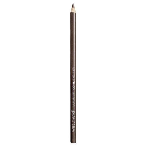Wet n Wild Карандаш для глаз Color Icon Kohl Liner Pencil, оттенок E602A Pretty in mink карандаш для глаз wet n wild color icon kohl liner pencil e602a pretty in mink