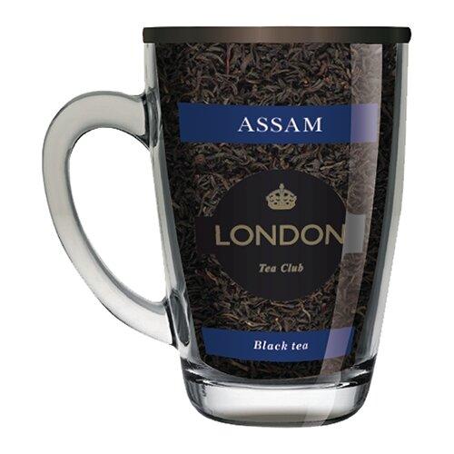 Чай черный London tea club Assam подарочный набор , 70 г