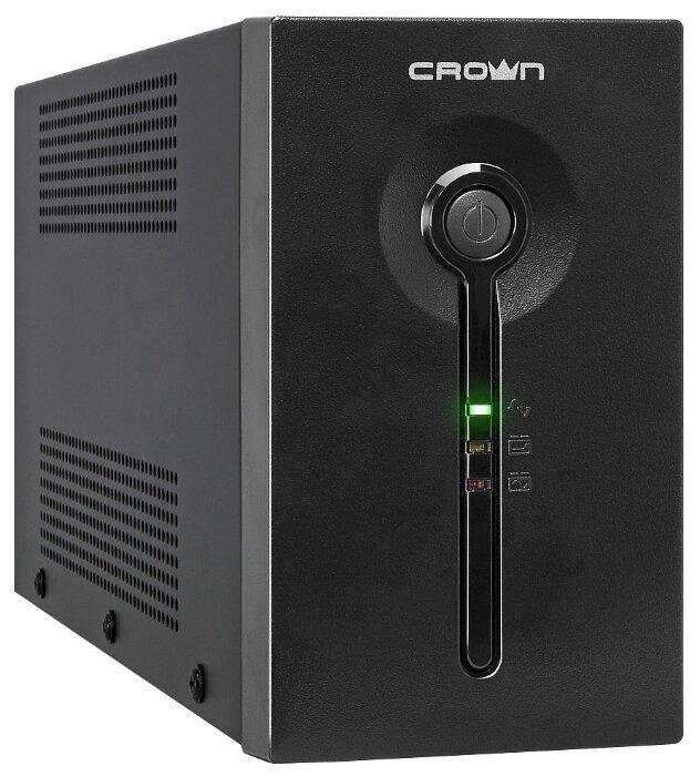 Интерактивный ИБП CROWN MICRO CMU-SP650 Combo